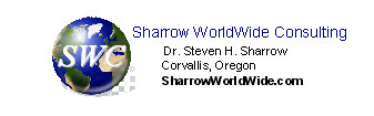 SharrowWorldwide.com offering agricultural and Natural Resources Consulting for over 30 years.